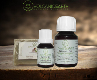 Pharmacy exclusive Volcanic Earth